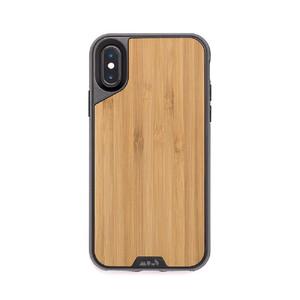 Купить Противоударный чехол Mous Limitless 2.0 Bamboo для iPhone XS Max