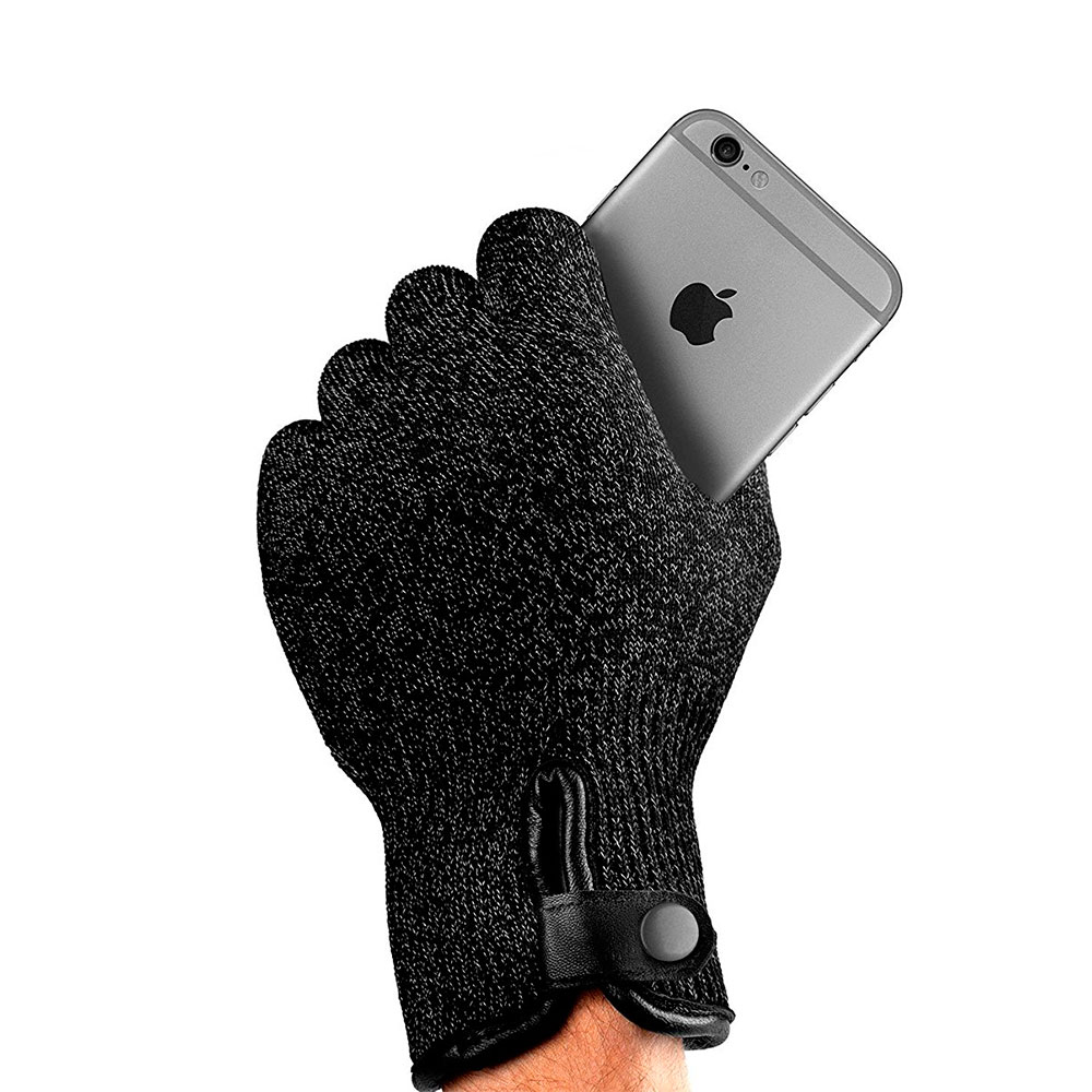 Купить Сенсорные перчатки MUJJO Double Layered Touchscreen Gloves Medium