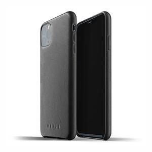 Купить Кожаный чехол MUJJO Full Leather Case Black для iPhone 11 Pro Max