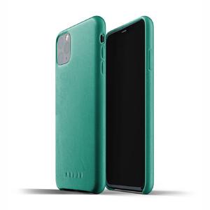 Купить Кожаный чехол MUJJO Full Leather Case Alpine Green для iPhone 11 Pro Max
