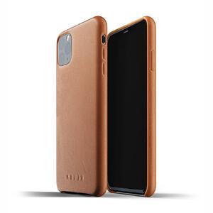 Купить Кожаный чехол MUJJO Full Leather Case Tan для iPhone 11 Pro Max