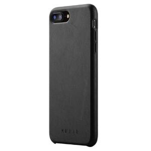 Купить Кожаный чехол MUJJO Full Leather Case Black для iPhone 8 Plus/7 Plus