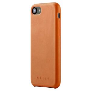 Купить Кожаный чехол MUJJO Full Leather Case Tan для iPhone 8/7