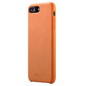Купить Кожаный чехол MUJJO Full Leather Case Tan для iPhone 8 Plus/7 Plus