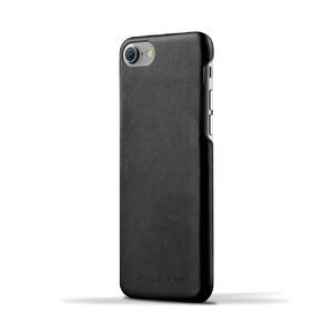 Купить Кожаный чехол MUJJO Leather Case Black для iPhone 7
