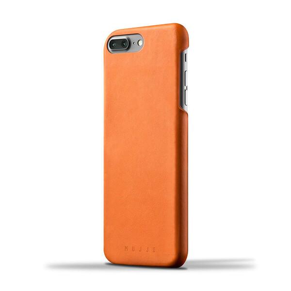 Кожаный чехол MUJJO Leather Case Tan для iPhone 7 Plus | 8 Plus