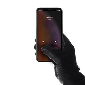 Купить Сенсорные кожаные перчатки Mujjo Leather Touchscreen Gloves Medium (8.5)