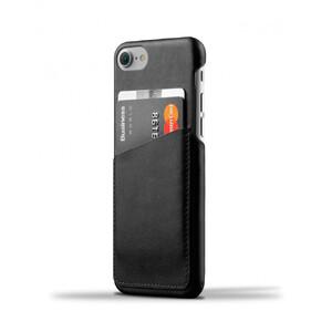 Купить Кожаный чехол MUJJO Leather Wallet Case Black для iPhone 7