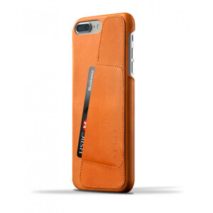 Купить Кожаный чехол MUJJO Leather Wallet Case Tan для iPhone 7 Plus/8 Plus