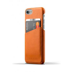 Купить Кожаный чехол MUJJO Leather Wallet Case Tan для iPhone 7/8