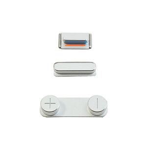 Купить Набор серебристых кнопок для iPhone 5S