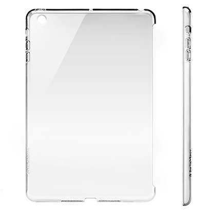 Задняя накладка Slim Glossy Clear под Smart Cover для iPad Air