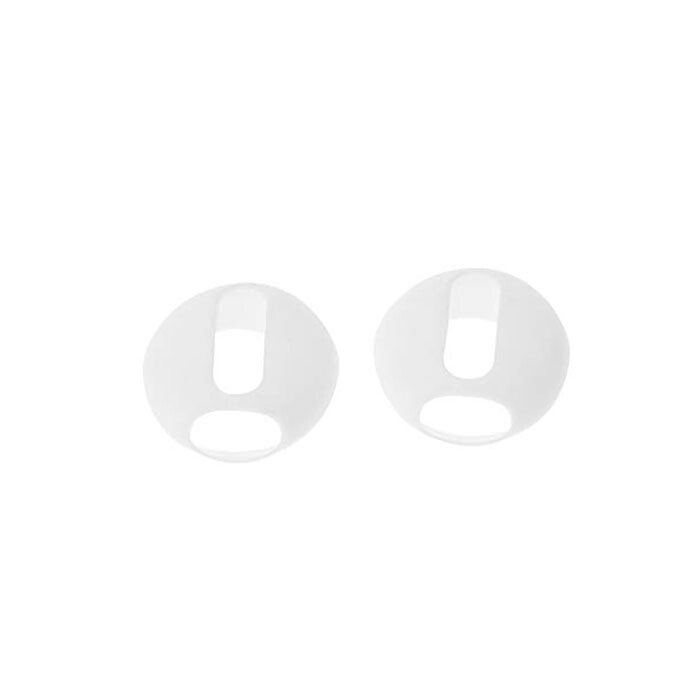 Силиконовые накладки iLoungeMax для Apple AirPods White