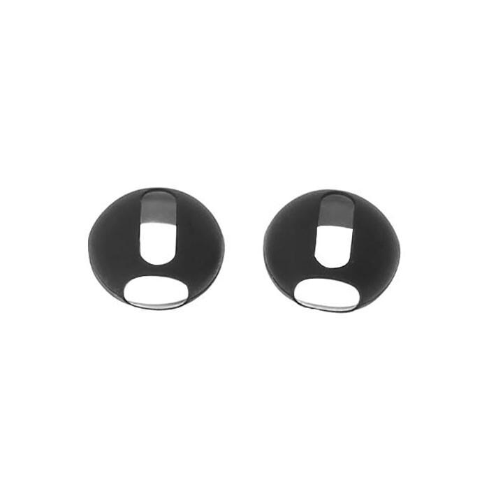 Силиконовые накладки oneLounge для Apple AirPods Black