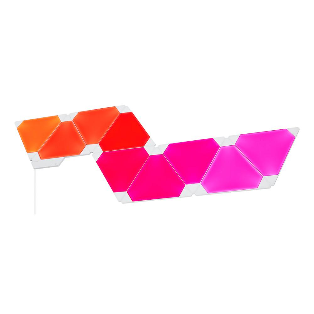 Купить Умная система освещения Nanoleaf Aurora Smarter Kit Rhythm Edition