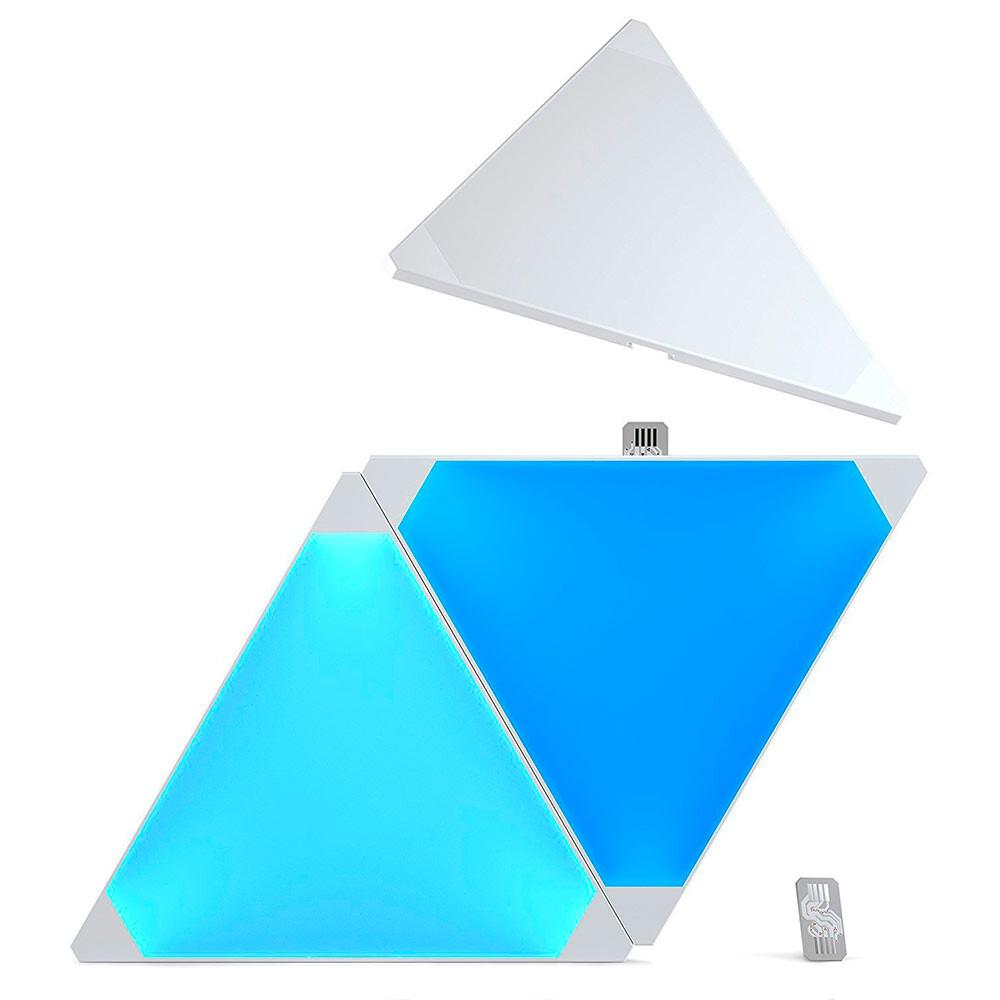 Дополнительные модули Nanoleaf Aurora Lighting Smarter Kit (3 модуля)