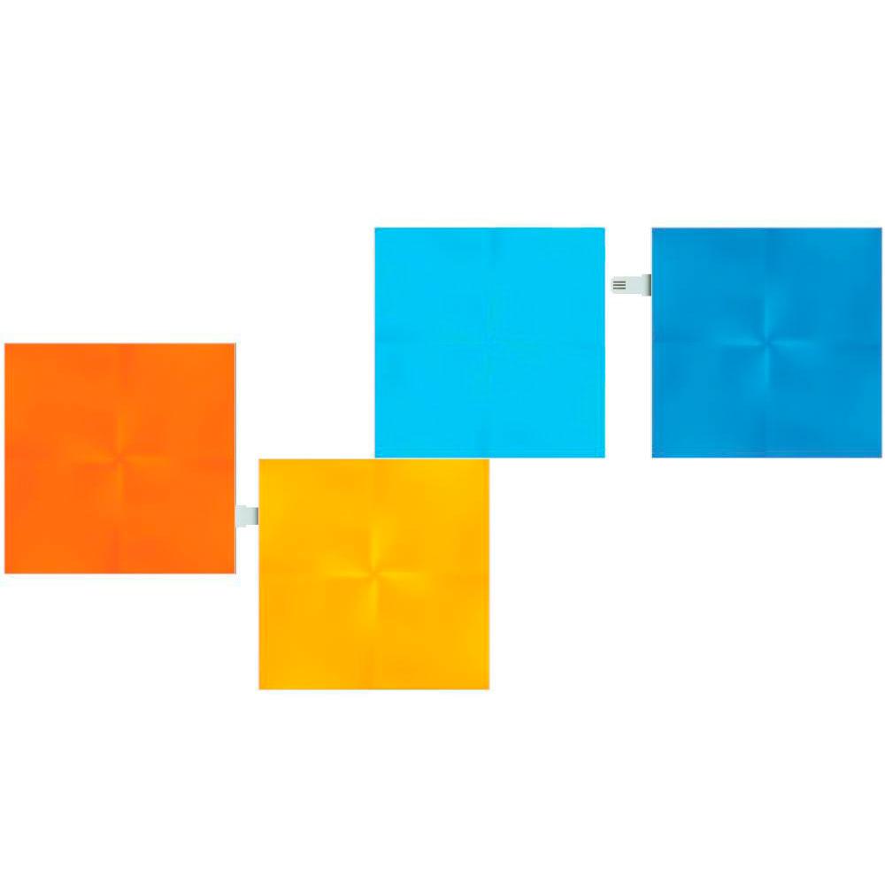 Купить Дополнительные модули Nanoleaf Canvas Expansion Pack (4 модуля)