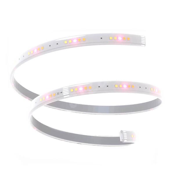 Дополнительная умная светодиодная лента Nanoleaf Essentials Lightstrip Expansion Apple HomeKit (1 м)