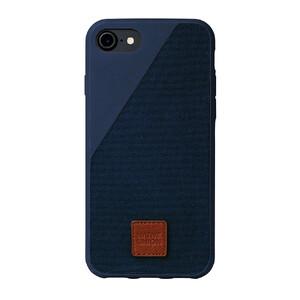 Купить Тканевый чехол Native Union CLIC 360° Navy для iPhone 7/8