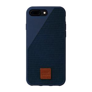 Купить Тканевый чехол Native Union CLIC 360° Navy для iPhone 7 Plus/8 Plus