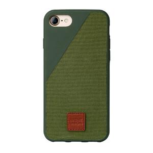 Купить Тканевый чехол Native Union CLIC 360° Olive для iPhone 7/8