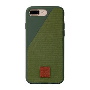 Купить Тканевый чехол Native Union CLIC 360° Olive для iPhone 7 Plus/8 Plus