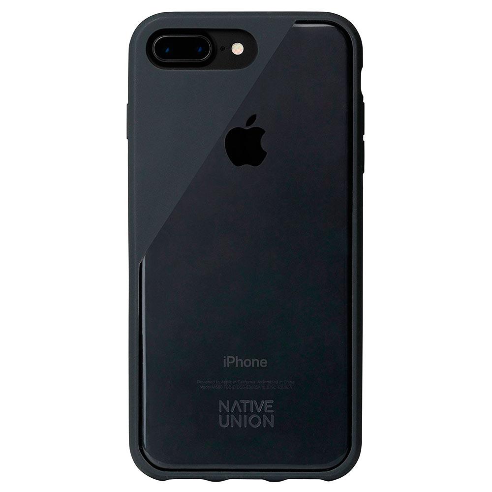 Купить Чехол Native Union CLIC Crystal Smoke для iPhone 7 Plus | 8 Plus