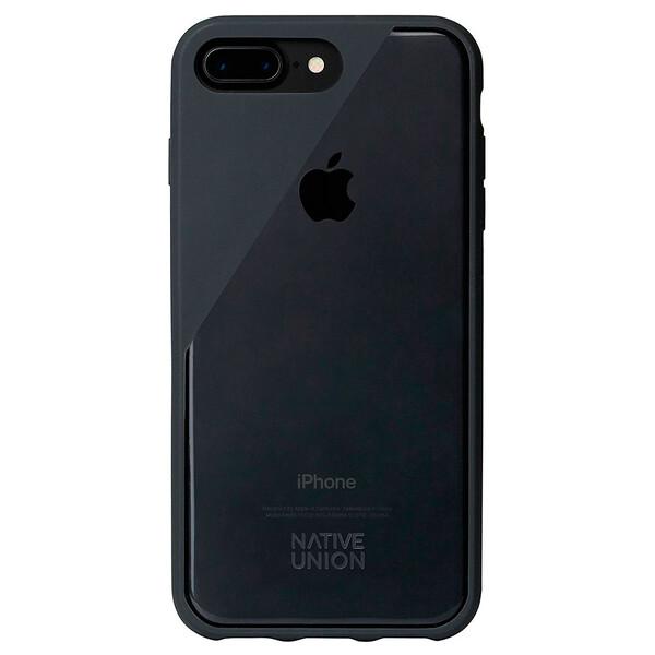 Чехол Native Union CLIC Crystal Smoke для iPhone 7 Plus | 8 Plus