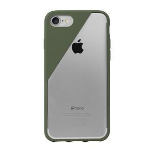 Купить Чехол-накладка Native Union CLIC Crystal Olive для iPhone 7/8