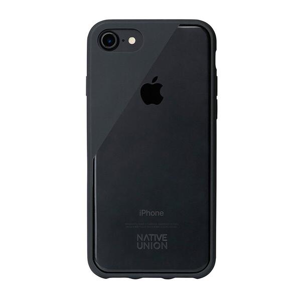 Чехол-накладка Native Union CLIC Crystal Smoke для iPhone 7 | 8 | SE 2020