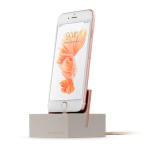 Купить Док-станция Native Union Dock Stone/Rose Gold для iPhone/iPad/iPod