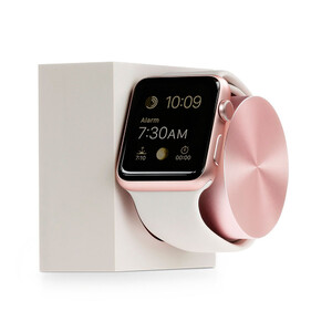 Купить Док-станция Native Union Dock Stone/Rose Gold для Apple Watch