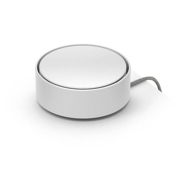 Зарядное устройство Native Union Eclipse 3-Port USB White + EU адаптер