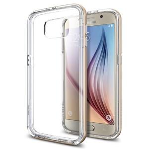Купить Чехол Spigen Neo Hybrid CC Champagne Gold для Samsung Galaxy S6