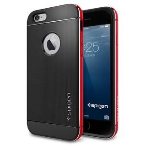 Купить Чехол Spigen Neo Hybrid Metal Metal Red для iPhone 6/6s