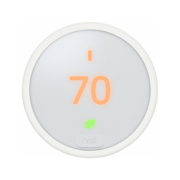 Умный термостат Nest Learning Thermostat E White