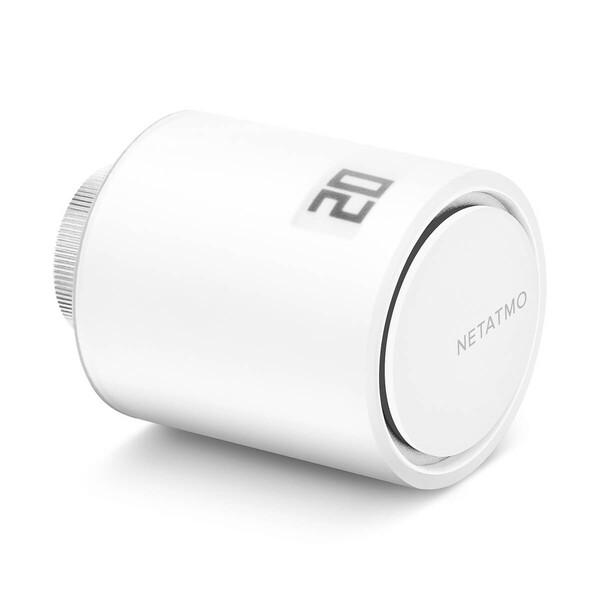 Умный термостат Netatmo Additional Smart Radiator Valve HomeKit