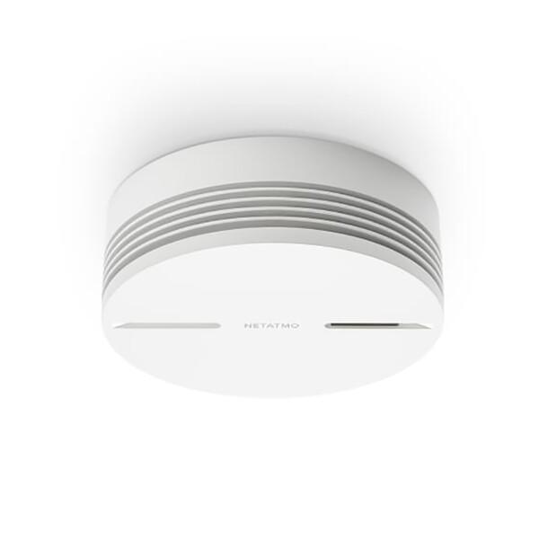 Умный датчик дыма Netatmo Smart Smoke Alarm