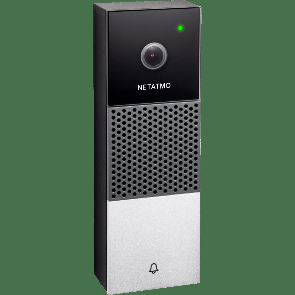Купить Умный дверной видеозвонок Netatmo Smart Video Doorbell