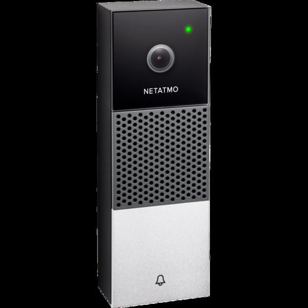 Умный дверной видеозвонок Netatmo Smart Video Doorbell