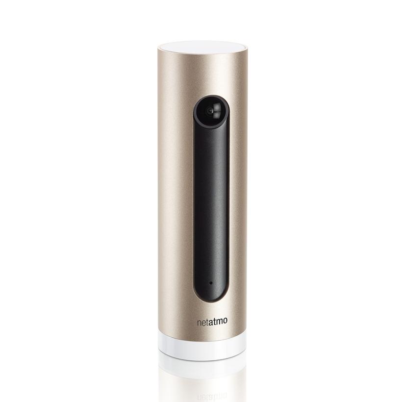Купить Умная камера Netatmo Welcome Apple HomeKit