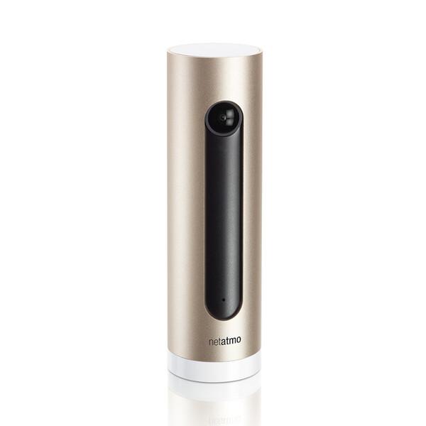 Умная камера Netatmo Welcome Apple HomeKit