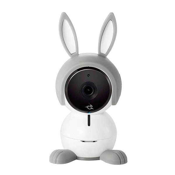 Беспроводная камера Netgear Arlo Baby Gray (видеоняня) с держателем