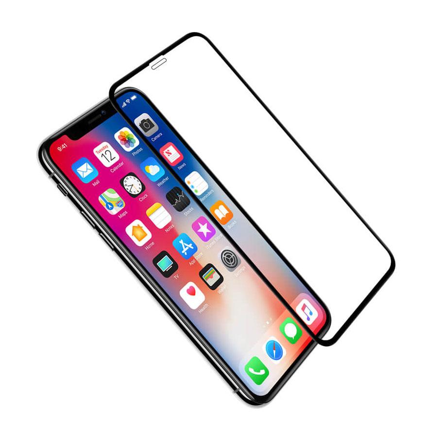 Купить Защитное стекло Nillkin Amazing XD CP+Max Full Cover Glass Black для iPhone 11 Pro | X | XS