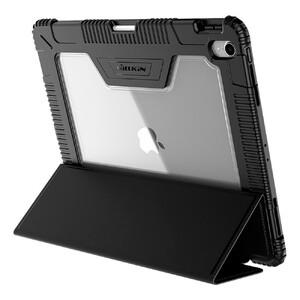 """Купить Магнитный чехол с держателем для Apple Pencil Nillkin Bumper Black для iPad Pro 12.9"""" (2018)"""