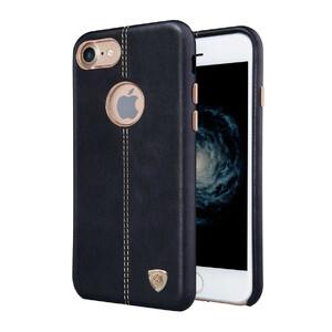 Купить Кожаная накладка Nillkin Englon Black для iPhone 7/8