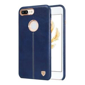 Купить Кожаная накладка Nillkin Englon Blue для iPhone 7 Plus/8 Plus