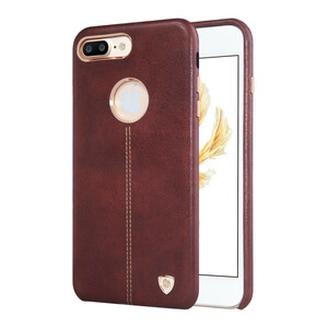 Купить Кожаная накладка Nillkin Englon Brown для iPhone 7 Plus