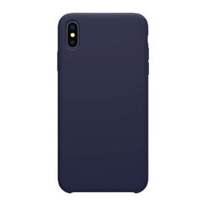 Купить Защитный чехол Nillkin Flex Pure Case Blue для iPhone XS Max