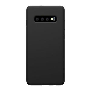Купить Защитный чехол Nillkin Flex Pure Case Black для Samsung Galaxy S10